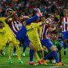 """""""Primera"""" lygoje – Madrido """"Atletico"""" pralaimėjimas"""