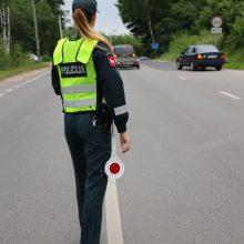 Savaitgalį Kauno apskrityje – neblaivių vairuotojų medžioklė