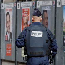 Kas kandidatuoja į Prancūzijos prezidento postą?