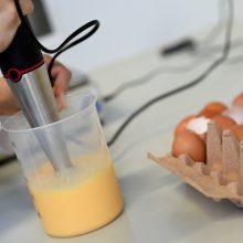 Vokietiją pasiekė per 28 mln. užterštų kiaušinių