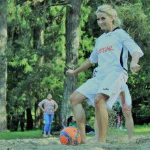 Kačerginėje – profesijų futbolo šventė