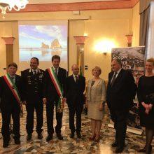 Italijos mieste Padujoje –  Lietuvos garbės konsulatas