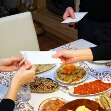 Kūčių tradicijos: ne visada valgydavo 12 patiekalų