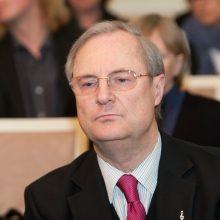 LRTK vadovas E. Vaitekūnas atsistatydina dėl menkų anglų kalbos žinių