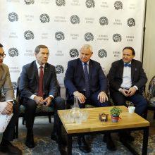 Klaipėdos šviesų festivalis stebins dar didesniais užmojais