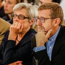 Diskusija: kalbanti Klaipėda // viešos erdvės