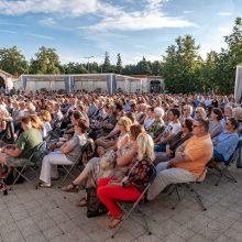 Trečiadienio vakarą kauniečiai klausėsi O. Ditkovskio ir N. Malūnavičiūtės dueto