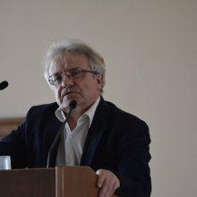 V. Radžvilas: politiniam elitui Lietuvos likimas rimtai nerūpi