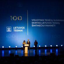 Išlaikyti teismus vienam Lietuvos gyventojui kainavo 26 eurus
