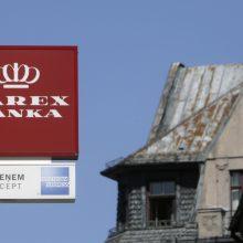 """Įspėja apie naujo Latvijos banko sąsajas su žlugusiu """"Parex"""""""