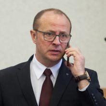 R. Malinauskas: tai seniai planuotas susidorojimas prieš rinkimus