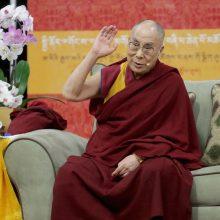 Į Lietuvą birželį atvyks Dalai Lama