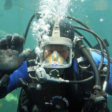 Telkia jėgas saugant povandeninį kultūros paveldą