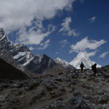 Alpinistai Tian Šanio kalnyne ieškos bevardės viršūnės Vidūnui pagerbti
