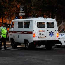 Sukilėlių užimtoje Rytų Ukrainoje sprogus minai žuvo trys vaikai