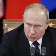 Populiarumą prarandantis V. Putinas skaitys savo metinį pranešimą