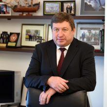 R. Karoblis susitinka su JAV gynybos sekretoriumi