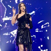 """""""Eurovizijos"""" atranka: šįsyk daugiausia simpatijų pelnė Greta Zazza"""