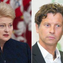 Prabilo ir D. Mockus: D. Grybauskaitė kopijuoja V. Putiną