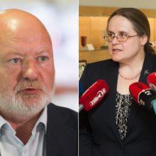 E. Gentvilas: A. Širinskienės komisija nė velnio nedirba