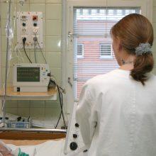 Ligoninėje mirė langų plovimo skysčio išgėręs vyras
