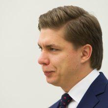 Ministro kėdės netekęs M. Sinkevičius nori grįžti į Jonavos tarybą