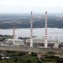 Elektrėnų peizaže neliks jėgainių kaminų