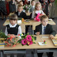 Tauragės savivaldybė pradinukams dovanos mokyklinius reikmenis
