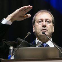 V. Uspaskichas: jei būsiu Vilniaus meru, užstatysiu milijoną eurų