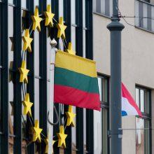 Trys ketvirtadaliai lietuvių jaučiasi esantys Europos piliečiais