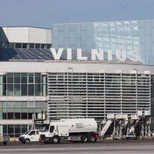Ieško aviakompanijos verslo skrydžiui iš Vilniaus į Londoną