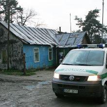 Vilniaus tabore rastas negyvas vyras