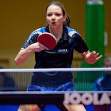 R. Paškevičienė su A. Karakaševičiumi pateko į Europos čempionato aštuntfinalį