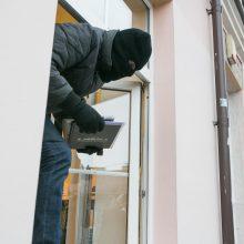 Iš namo Kretingoje pavogta turto už 20 tūkst. eurų