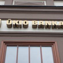Ūkio bankas pardavė reikalavimo teises į skolininką Rusijoje