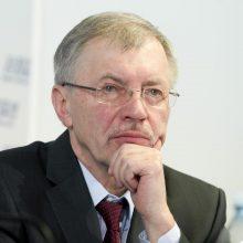 Seimo komitetui aiškinosi buvę vyriausybės vadovai G. Kirkilas ir A. Kubilius