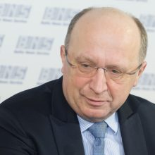 A. Kubilius Rusijos pasitraukimo iš Europos Tarybos nesibaimina