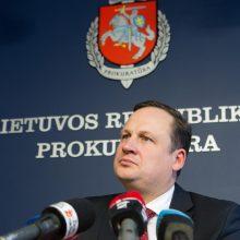 E. Pašilio įsakymas dėl vyriausiojo prokuroro paskyrimo – neteisėtas