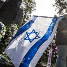 Seimas svarsto, kaip minėti žydų metus, F. Kukliansky gūžčioja pečiais
