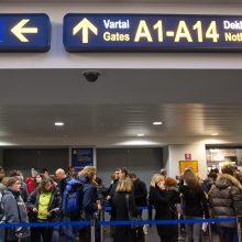 Ekskursija po Vilniaus oro uostą: kas slypi už keleiviams uždarų durų?