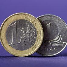 """Vienkartinės euro """"stojimo"""" įmokos į ECB – iš Lietuvos užsienio atsargų"""