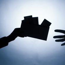 Kaune pareigūnus bandė papirkti ir lietuvis, ir Ukrainos pilietis