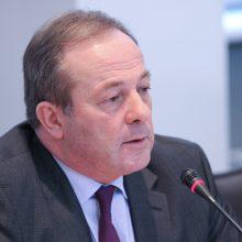 Buvęs sostinės vicemeras R. Adomavičius vedė 30 metų jaunesnę mylimąją