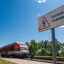 Nesuvokiama: po skaudžios tragedijos geležinkelyje – įžūlus gyventojo elgesys