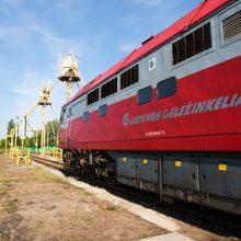 Premjeras: Lenkija stipriai padidins pervežimus Lietuvos geležinkeliais