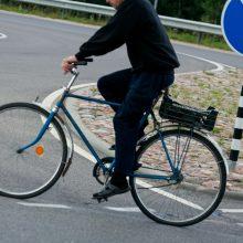 Keliuose – daugybė neblaivių dviratininkų
