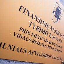 FNTT įrangai atnaujinti prašoma milijono eurų