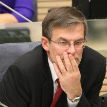 Pasiūlymas premjerui – Pasaulinę žemės dieną turėti naują aplinkos ministrą