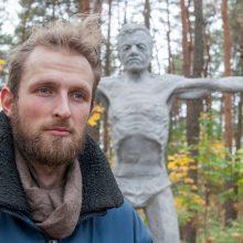 Saukų dinastija: sūnus Mykolas kuria Viršuliškių parką