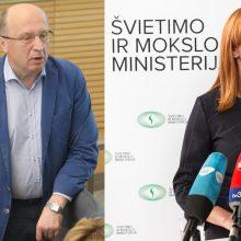 Kelia klausimą, ar J. Petrauskienė gali toliau eiti ministrės pareigas